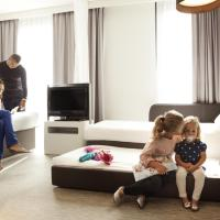 Family Suite with 1 Double Bed and 2 Single Beds