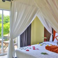 Studio Double Room with Balcony Pool View - Package