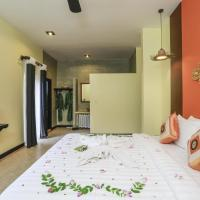 Studio Double Private Garden with Balcony - Package