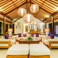 Puri Saanti Three-Bedroom Villa with Private Pool