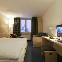 Double Room with Matterhorn View