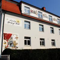 Hotelbilleder: Spielzeughotel Sonneberg, Sonneberg
