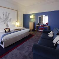 Privilege Room with Double Bed and Sofa Bed