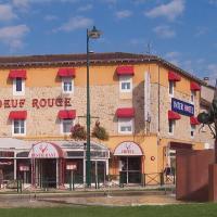 Hotel Pictures: Inter-Hotel Le Boeuf Rouge, Saint-Junien