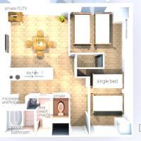 Apartament typu Deluxe