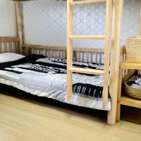 Bed in 4-Bed Mixed Budget Dormitory Room