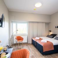 Zdjęcia hotelu: Forenom Aparthotel Espoo Leppävaara, Espoo