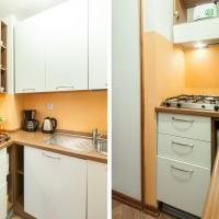 Budget One-Bedroom Apartment 1