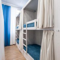 Bed in 7-Bed Female Dormitory Room