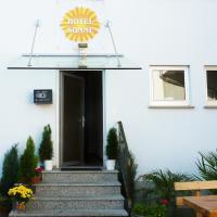 Hotelbilleder: Hotel Sonne, Neuburg