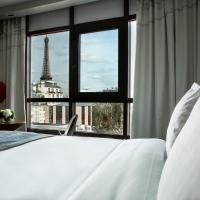 Privilege Double Room with Eiffel Tower View