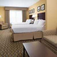 Deluxe One-Bedroom Queen Suite with Two Queen Beds