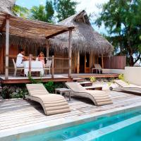 Beach Front Villa with Private Pool