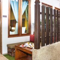 Terrace Deluxe Twin Room