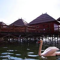 Bungalow with Aquapark access
