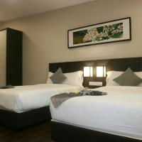 Chalet twin room