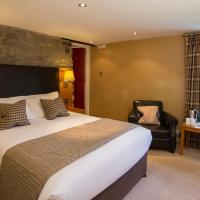 Deluxe Double Room with Countryside View