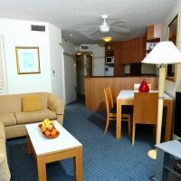 One-Bedroom Apartment (Lower Floors)