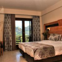Twin Room with Meteora View