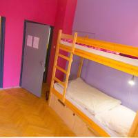 8-Bed Dormitory Room with Private Bathroom