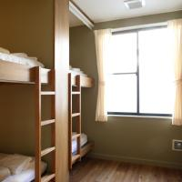 Single Bunk Bed in 8-Bed Mixed Dormitory Room