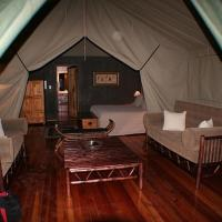 Two-Bedroom Tent