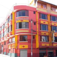 Hotellikuvia: Hostal Sonia, Copacabana