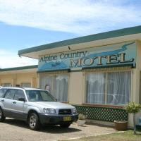Hotel Pictures: Alpine Country Motel, Cooma