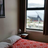 Double Room with Harbour View and Shared Bathroom