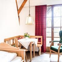 Comfort Single Room with Garden View
