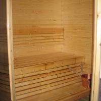 Chalet with Sauna
