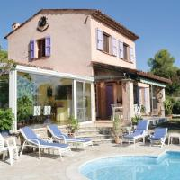 Holiday Home Grasse Boulevard Emmanuel