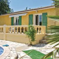 Hotel Pictures: Holiday home Rochbaron 36 with Outdoor Swimmingpool, Forcalqueiret