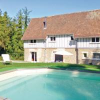 Hotel Pictures: Holiday home Blonville-Sur-Mer 25 with Outdoor Swimmingpool, Blonville-sur-Mer