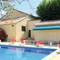 Holiday home Visan 98 with Outdoor Swimmingpool