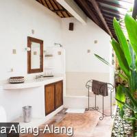 Villa Alang Alang With Large Tropical Garden