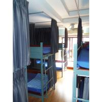 Bunk Bed in Mixed AC Dormitory Room B