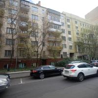Two-Bedroom Apartment - Staropimenovskiy Pereulok 16