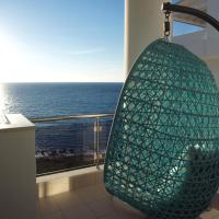 Deluxe One Bedroom Apartment with Terrace and Sea View