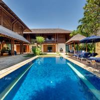 Sari Four Bedroom Villa with Private Pool