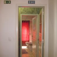 Triple Room with Balcony and Shared Bathroom