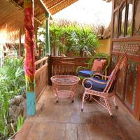 Bungalow with Garden View