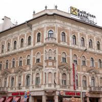 Hotelbilleder: Centrooms House, Budapest
