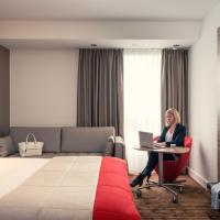 Standard Room with Double Bed and Sofa Bed
