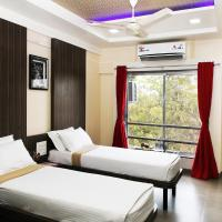 Standard Twin Room with City View