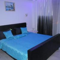 Blue Apartment