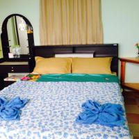 Budget Double Room with Air Conditioning