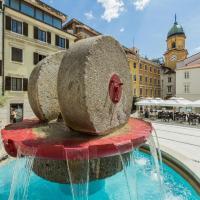 Hotellikuvia: Apartment Arco Romano, Rijeka