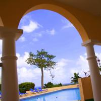 Deluxe Double Room with Two Double Beds and Ocean View