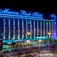 Hotelbilleder: Marins Park Hotel, Yekaterinburg